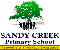 Sandy Creek Primary School Logo